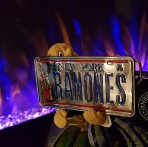 Other - Ramones Belt Buckle, boucle de ceinture